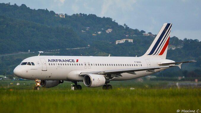 Quelle est l'alliance d'Air France